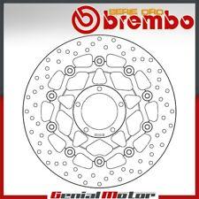 Brake Disc Floating Brembo Oro Front Ducati Hypermotard 1100 2007 > 2009