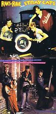 """Stray cats """"rant n 'rave with the stray cats"""" 10 chansons! de 1983! NEUVE CD!"""