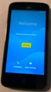 [BROKEN] ZTE Z798BL Pro Majesty Tracfone Cell Phone Fast Ship LOCK