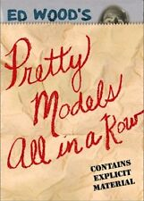 PRETTY MODELS ALL IN A ROW New DVD + ED WOOD: LOOK BACK IN ANGORA THE LOVE FEAST