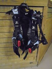 New listing Mares Aliikai She Scuba Dives Jacket Ss1 Atomic Safe Second Inflator Plus Small