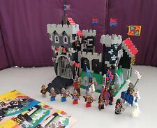 LEGO Ritterburg 6086 mit Bauanleitung
