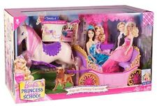 Barbie-Princess-Charm-School-Carriage Excellent condition New