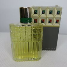 Vintage 80s Avon Weekend Cologne 3.5 Fl Oz Special Edition New Old Stock