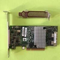 LSI 9267-8i 6Gb/s PCI-E 2.0 512MB 8Port RAID0/1/10 SATA/SAS =9260 9261 M5015