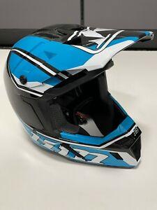 KLIM F5 Motorcycle Helmet ECE Only - Blue - Adult Large
