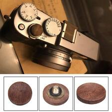 AU Wood Shutter Release Button Camera Wooden Solid for Fuji X100f Fujifilm Xe3