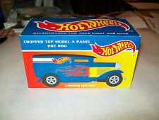 "Eastwood  #316500 "" Hot Wheels #1 L.E."" Chopped Top Model A Panel 1/25 Scale MIB"