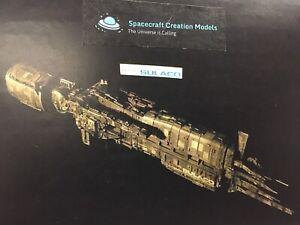 USS Sulaco Alien 3 Spaceship Resin Model 1:2400 Scale Kit