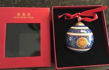 Halcyon Days Christmas Ornament Bauble The Chapel Historic Royal Palaces New box