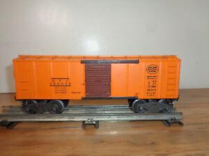 LIONEL O GAUGE # X6454 NEW YORK CENTRAL BOX CAR