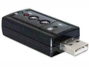 USB Soundkarte SPDIF Stereo Ausgang & Stereo Line-In Eingang PC Mac Raspberry Pi
