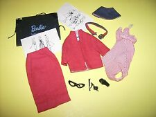Barbie Busy Gal #981 doll clothes outfit fashions 1960 complete  Vintage Barbie