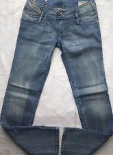 DIESEL Womens Jeans Matic W27xL32 wash 008N4 Stretch Denim Jeans NEW & Authentic