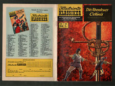 CGB Illustrated Classics 114 * The Adventures cellinis * 2. Edition HLN 133 * Z 1-2