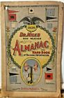 1926 Dr. Miles Almanac And Hand Book