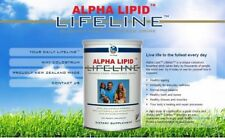 New Alpha Lipid Lifeline Colostrum Milk Powdered Drink 450g