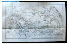 1884 - RUSSIAN PAMIR EXPEDITIONS - With Color Route Map - 3