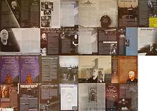 Assemblaggio 23 __ Collection/Raccolta Stampa __ circa 30 pagine/Pages