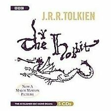 The Hobbit : A BBC Full-Cast Radio Drama by J. R. R. Tolkien (2012, CD)