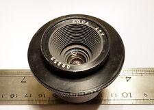 VINTAGE AGFA 40x MICROSCOPE COATED LENS HASSELBLAD PENTAX Z NIKON D800E SONY 7R