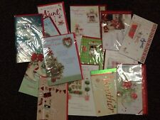 Job Lot 50 Christmas Cards Mixed Titles