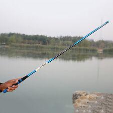 3.6m Superhard Carbon Fiber Telescopic Fishing Rod Sea Travel Spinning Pole