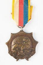 A WWI German Colonial Merit Badge (a.k.a. Lion Order) 2nd Class_ORIGINAL!
