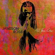 Jamison Ross - All For One (NEW CD)