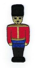 """#2612L 3"""" Christmas Nutcracker  Embroidery Iron On Applique Patch"""