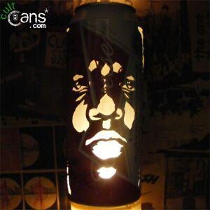 Notorious B.I.G 'Biggie Smalls' Beer Can Lantern! Pop Art Hip-Hop Unique Gift!