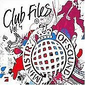 Various - Ministry of Sound - Club Files Vol. 4 (2008)  2CD+DVD  NEW  SPEEDYPOST