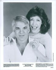1984 All Of Me Unsigned 8x10 B&W Glossy Promo Photo Steve Martin & Lily Tomlin