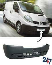 NEW RENAULT TRAFIC 2006 - 2014 FRONT BUMPER WITHOUT FOG LIGHT HOLES