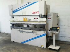 Wysong Xcell Series Model Xch60 96 60 Ton Hydraulic Press Brake Used Am20622