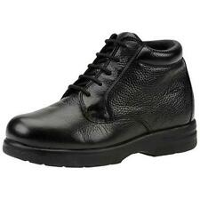 Drew Mens Tucson Black Leather Chukka Boots Shoes 10.5 XXWide (6E) BHFO 8397