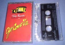 TITO PUENTE JR & THE LATIN RHYTHM OYE COMO VA cassette tape single