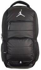 Nike Air Jordan All World Backpack Laptop Black 9A1640 023 New