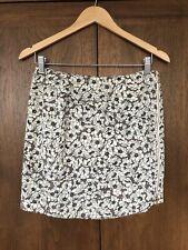 Lovely Cream floral Ladies Skirt. Leifsdottir bought in Anthropologie. Size 4