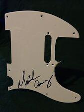 Mariah Carey Signed Autographed Pickguard Full Signature B