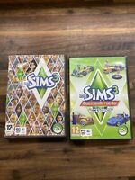 Los Sims 3 Lot Of 2 Pc Mac Games