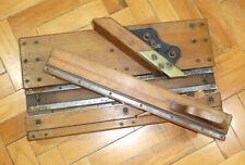 XXL Hobel um 1900 Tischler Werkzeug