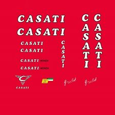 Casati Monza Bicycle Decals-Transfers-Stickers n.100