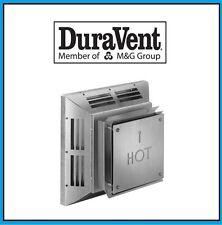 "DURAVENT 4"" x 6 5/8"" DirectVent Pro Horizontal Square Termination Cap #46DVA-HC"