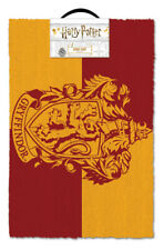 Harry Potter (Gryffindor) Doormat   100% Coir Rubber Back Door Mat