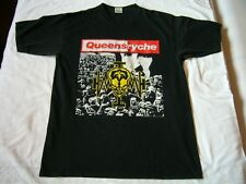 QUEENSRYCHE – rare old 2003 OPERATION MINDCRIME T-Shirt!! prog heavy metal