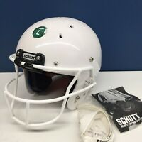 Schutt Recruit Hybrid White Football Helmet Youth sz L Unused w/ Chin Strap READ