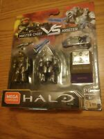 MEGA CONSTRUX FINAL SHOWDOWN: HALO - Master Chief Vs Arbiter GNN72