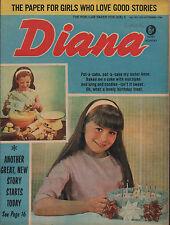 Diana for Girls Magazine No. 195  12 November 1966