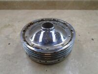 Matchless AJS Triumph BSA Norton Used Chrome Wheel Hub 50s 60s CD CD#39